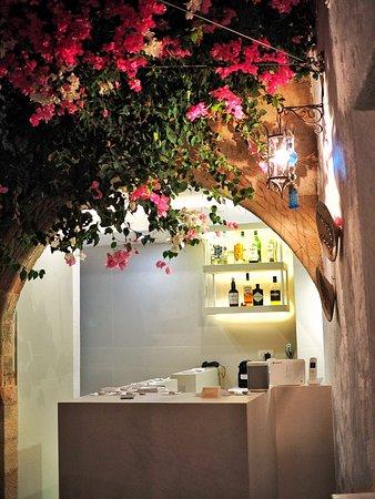 Odyssia Restaurant : Blick ins Lokal