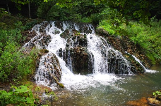 Malko Tarnovo, Bulgaria: Dokuzak Falls also known as Stoilovski Vodopad