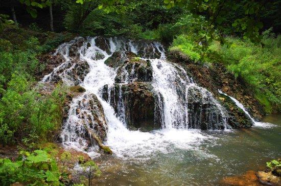 Malko Tarnovo, بلغاريا: Dokuzak Falls also known as Stoilovski Vodopad