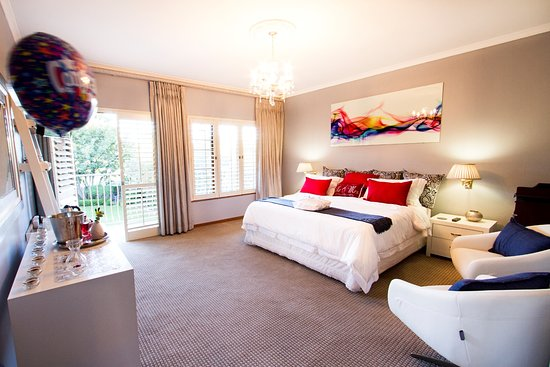 Bellgrove Guest House: honeymoon