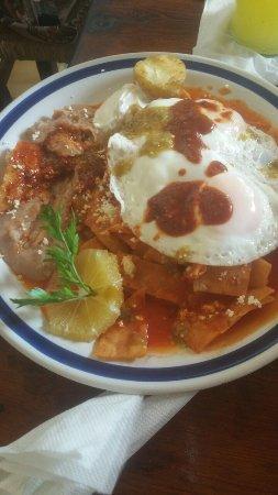Maria's: Desayuno