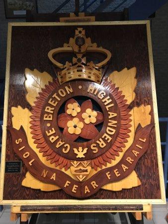 Cape Breton Highlanders Museum