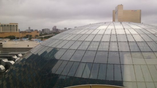 Harrah's Resort Atlantic City: Waterfont?