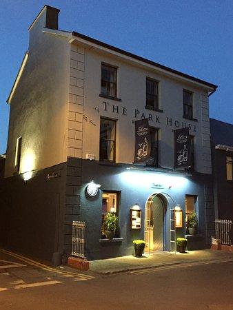 Dungarvan, ไอร์แลนด์: Front of the restaurant