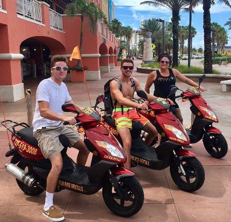 scooter rentals picture of fun ride rentals clearwater tripadvisor rh en tripadvisor com hk