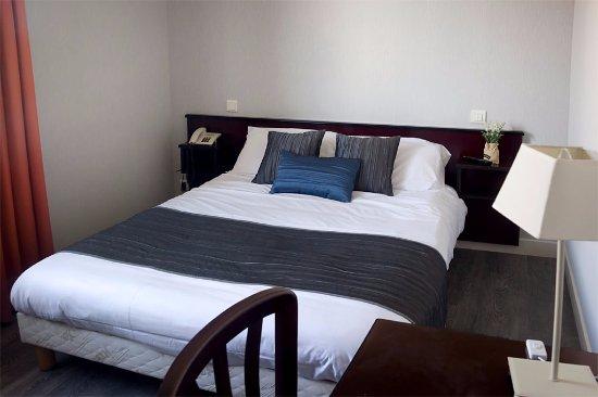 Lubersac, France: Une de nos chambres