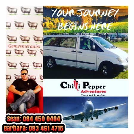 Cape Town, Zuid-Afrika: Owner-operated business that specializes in p2p / airport transfers & customized day tours.