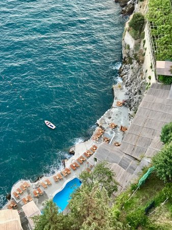 Santa Caterina Hotel Photo