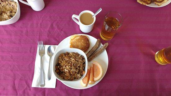 Nunavut, Kanada: Breakfast