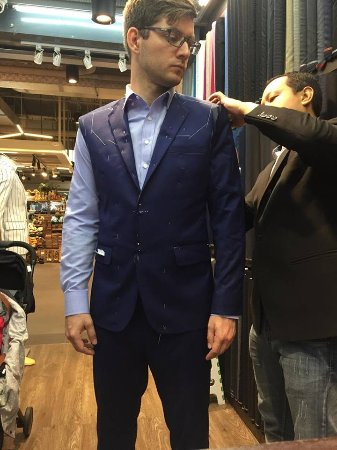Suit Up Bespoke Tailor