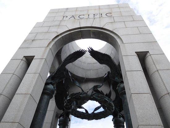 Photo of National World War II Memorial in Washington DC, DC, US