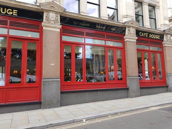 The Restaurant St Paul Londres Avis