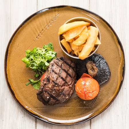 Ridgeway Bar & Kitchen: Celtic Pride Steak