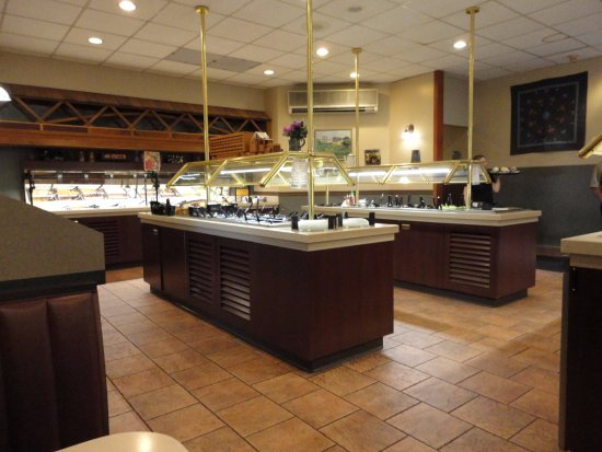 The Restaurant at Oregon Dairy : Buffet
