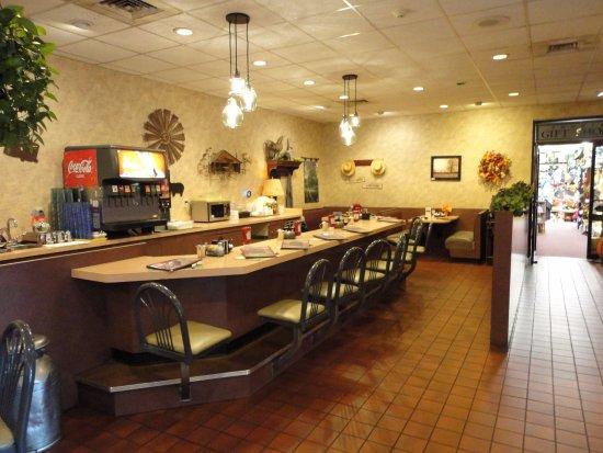 Lititz, Πενσυλβάνια: Lunch Counter