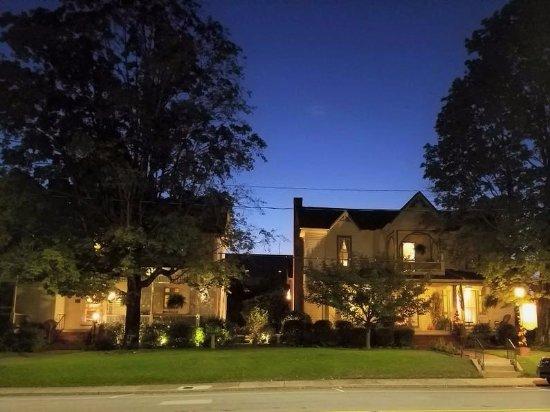 Rutherfordton, NC: Beautiful Fall Evening