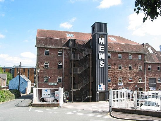 Mitcheldean, UK: The MEWs, home of the Bespoke Brewing Co.