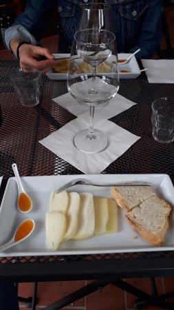 San Polo in Chianti, Italie : Tasty time!