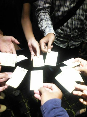 Tuban, Indonesia: tickets for watching the movie