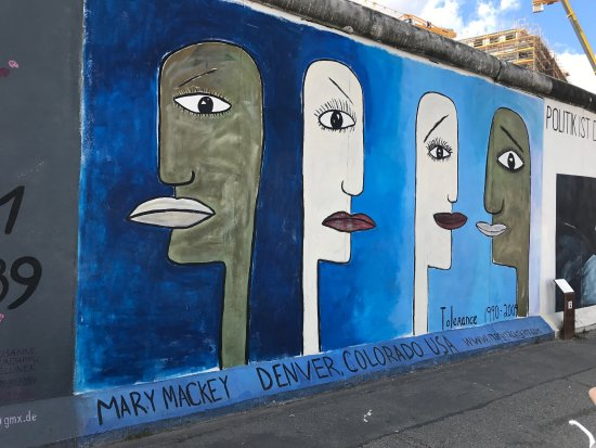 Photo of East Side Gallery in Berlin, , DE
