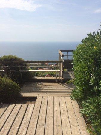 Pierre & Vacances Residence Costa Plana: Good views of the sea.