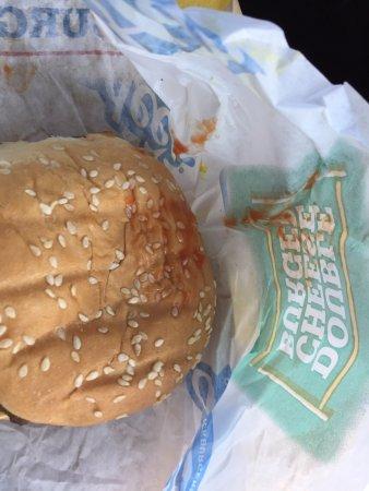 Wildwood, FL: smeared bun