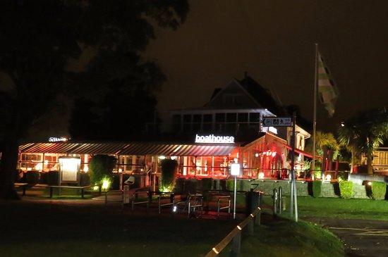 Christchurch, UK: Boathouse