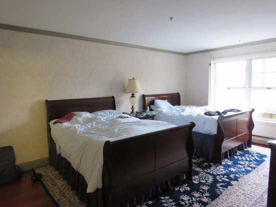 Cow Hollow Inn and Suites: Twin room