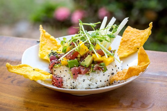 Esterillos Oeste, คอสตาริกา: famous Poke Tuna!