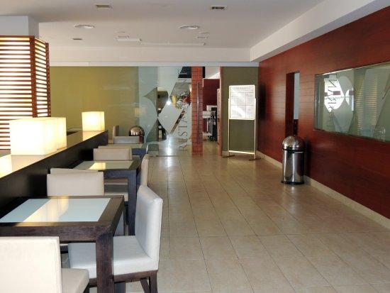 Hotel Cesar Augustus: Cafetería