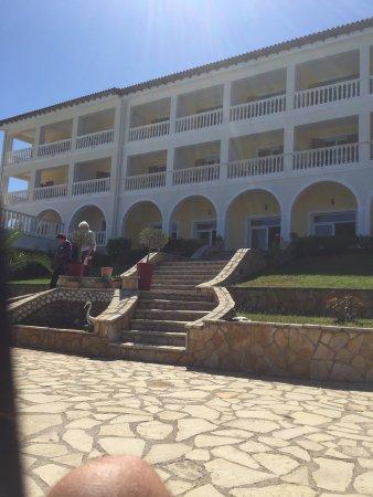Kypseli, Grecia: Hotel tsamis