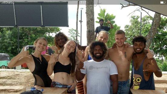 Weligama, Sri Lanka: Ama Surf School