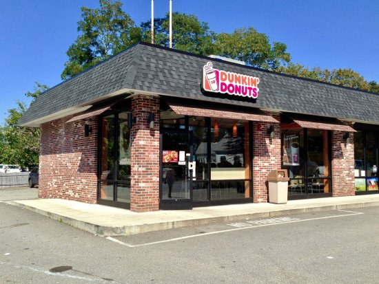 Dunkin Donuts - Exterior
