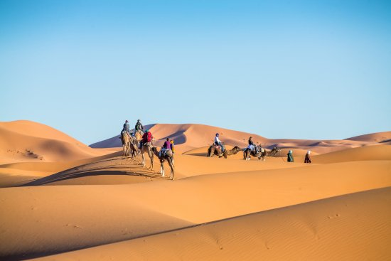 Hassilabied, Μαρόκο: Sahara Desert Morocco.