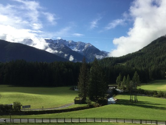 Kals am Grossglockner, Oostenrijk: Blick vom Balkon
