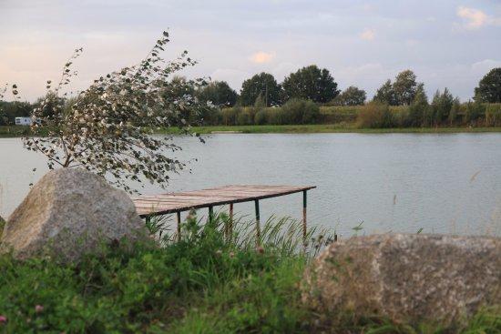 Serock, بولندا: Klimat do łowienia karpia
