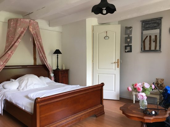 Onesse-et-Laharie, France: Our room