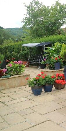 Villa Claudia: giardino