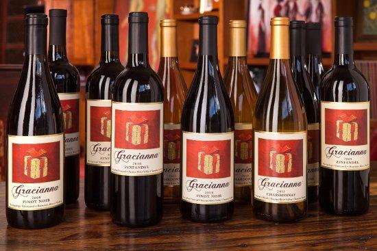 Healdsburg, CA: Pinot Noir, Estate Pinot Noir, Reserve Pinot Noir, Zinfandel, Chardonnay -- just to name a few!