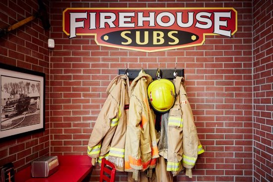 Founded by firemen, Firehouse Subs serves the hottest subs in the Guelph area.
