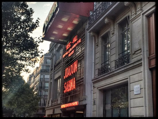 Photo of Theater L'Olympia at 28 Boulevard Des Capucines, Paris 75009, France
