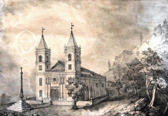 Outeiro, Portugal: Santo Cristo de antigamente.