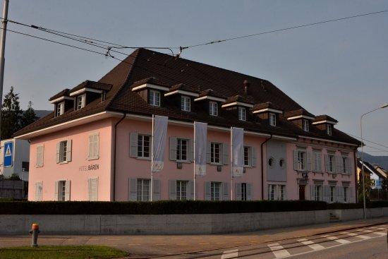 Solothurn, Schweiz: The hotel