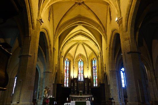 Collegiale de Saint Symphorien sur Coise