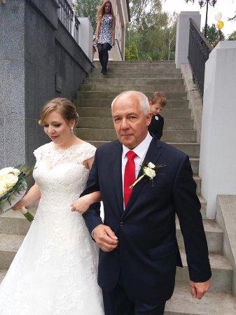 Libechov, Republik Ceko: Svatební foto