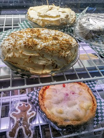 Boularderie, Canada: Delicious baked goods