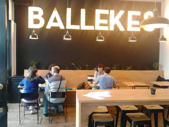 Saint-Gilles, Belgien: simple et accueillant