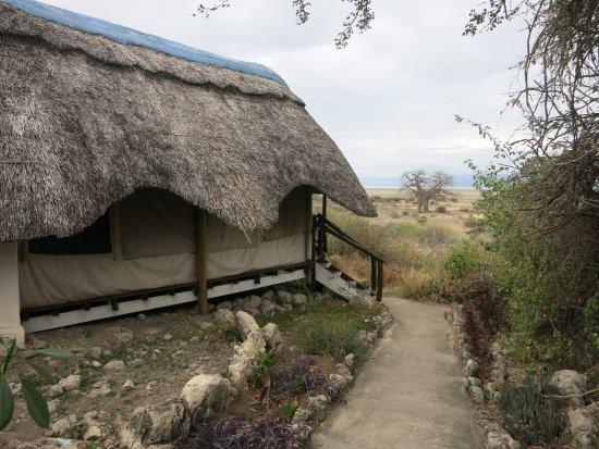 Снимок Национальный парк озеро Маньяра