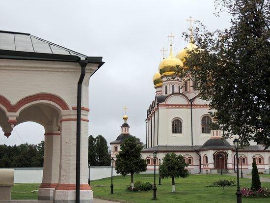 Valday, Rusia: внутри монастыря