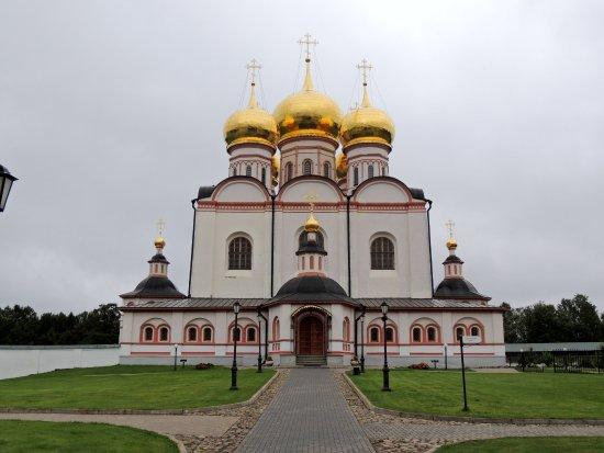 Valday, Rusia: Иверский (Успенский) собор , 17в.